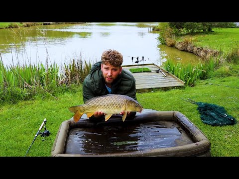 Carp Fishing---westfield Country Park Family Holiday