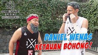 Daniel Wenas ketauan bohong!