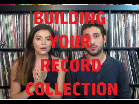 Top 5 Ways to Build Your Record Collection