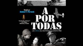A POR TODAS (GO FOR BROKE!, 1951, Full Movie, Spanish, Cinetel)