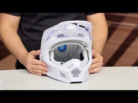 Fox Racing V3 Helmet Review