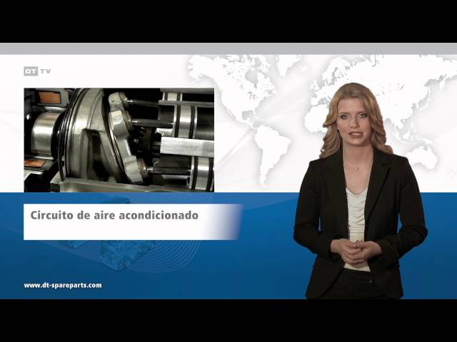 Compresores de aire acondicionado para camiones y autobuses - DT Video Podcast 04.2013 Videos De Viajes