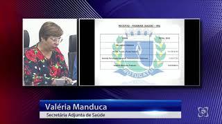 Audiência Pública 28/03/2019 - Prestação de contas 3º quadrimestre 2018 da Secretaria de Saúde