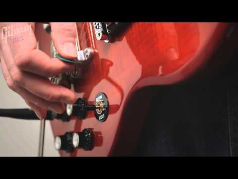 Gibson SG Deluxe Guitar Demo