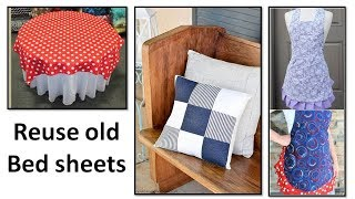 17 awesome and creative ways to reuse or recycle old bedsheets | Learning Process