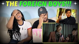 "Rudy Mancuso ""Foreign Boys"" REACTION!!!"