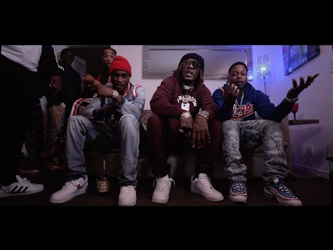 CML UP NOW  (OFFICIAL VIDEO)  Produced By OVERDOSE BEATS