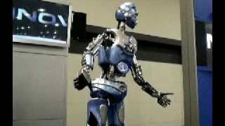An A.I. (Artificial Intelligence) Robot Developed by Ford thumbnail