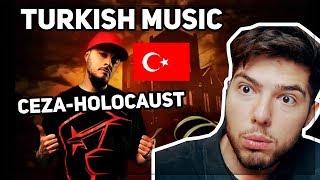Bosnian Reacts To Turkish Music  Ceza Holocaust #3