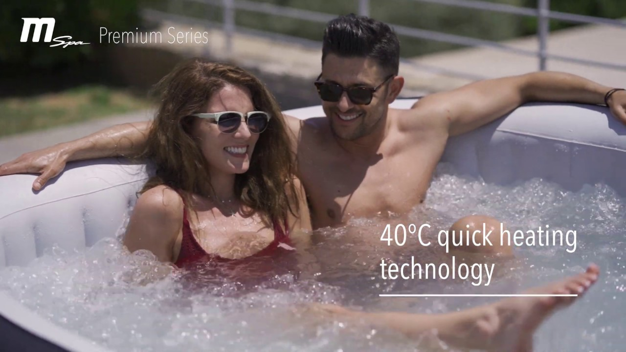 2020 Mspa Hot Tub Premium Series Youtube