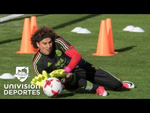 """'Memo' Ochoa: """"Uno quiere ir a Europa para jugar con los mejores del mundo"""""""