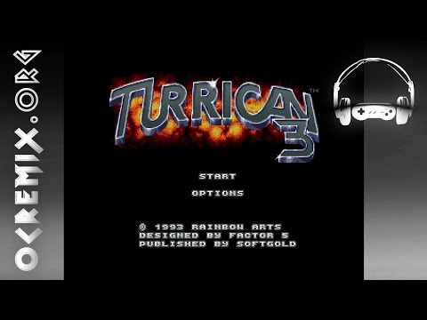 """Turrican 3 ReMix by OceansAndrew & Level 99: """"Homecoming"""" [Credits] (#3687)"""