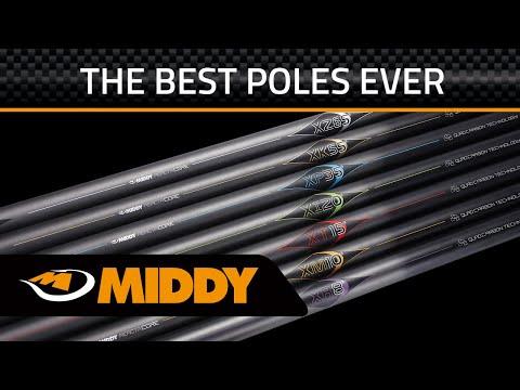 BEST FISHING POLES EVER | Middy Reactacore Poles Range