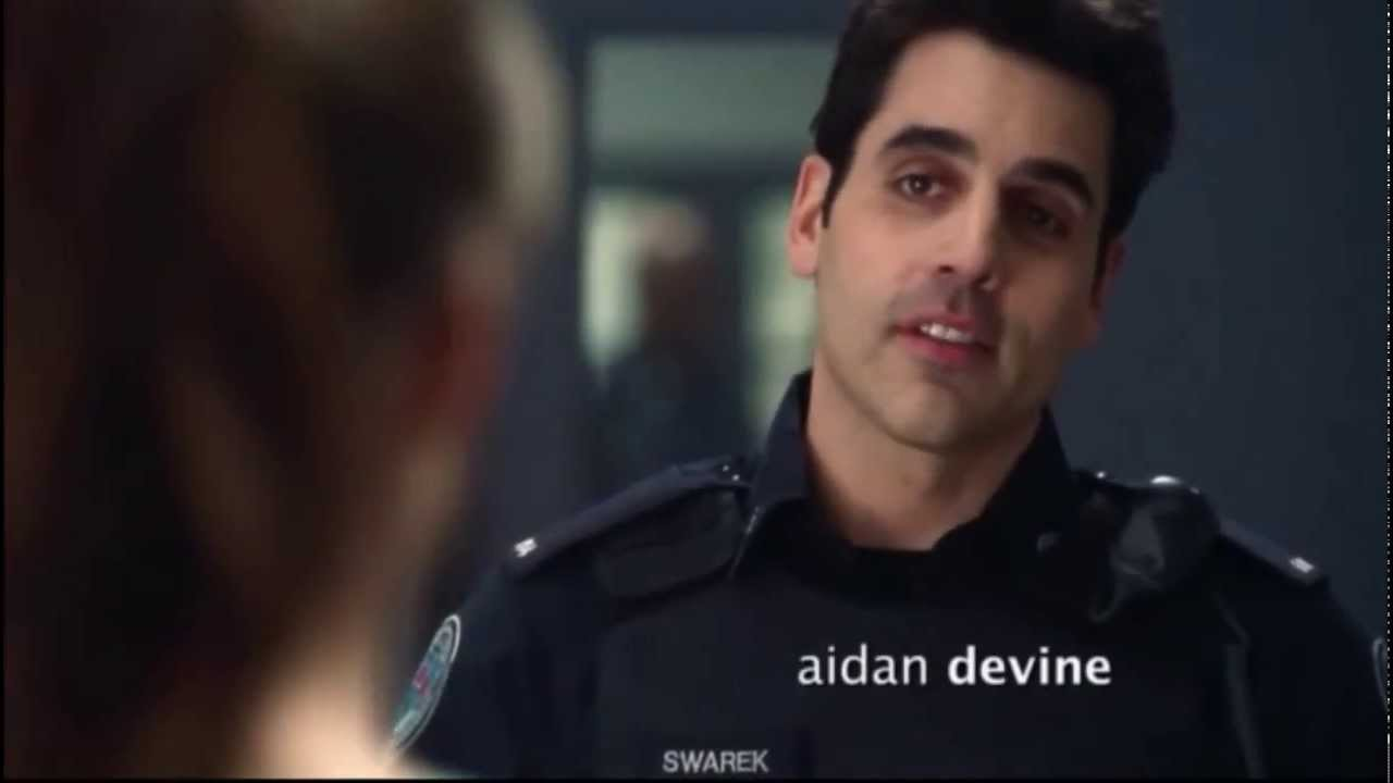 Download Rookie Blue - 1x2 - Andy sees Sam in his uniform