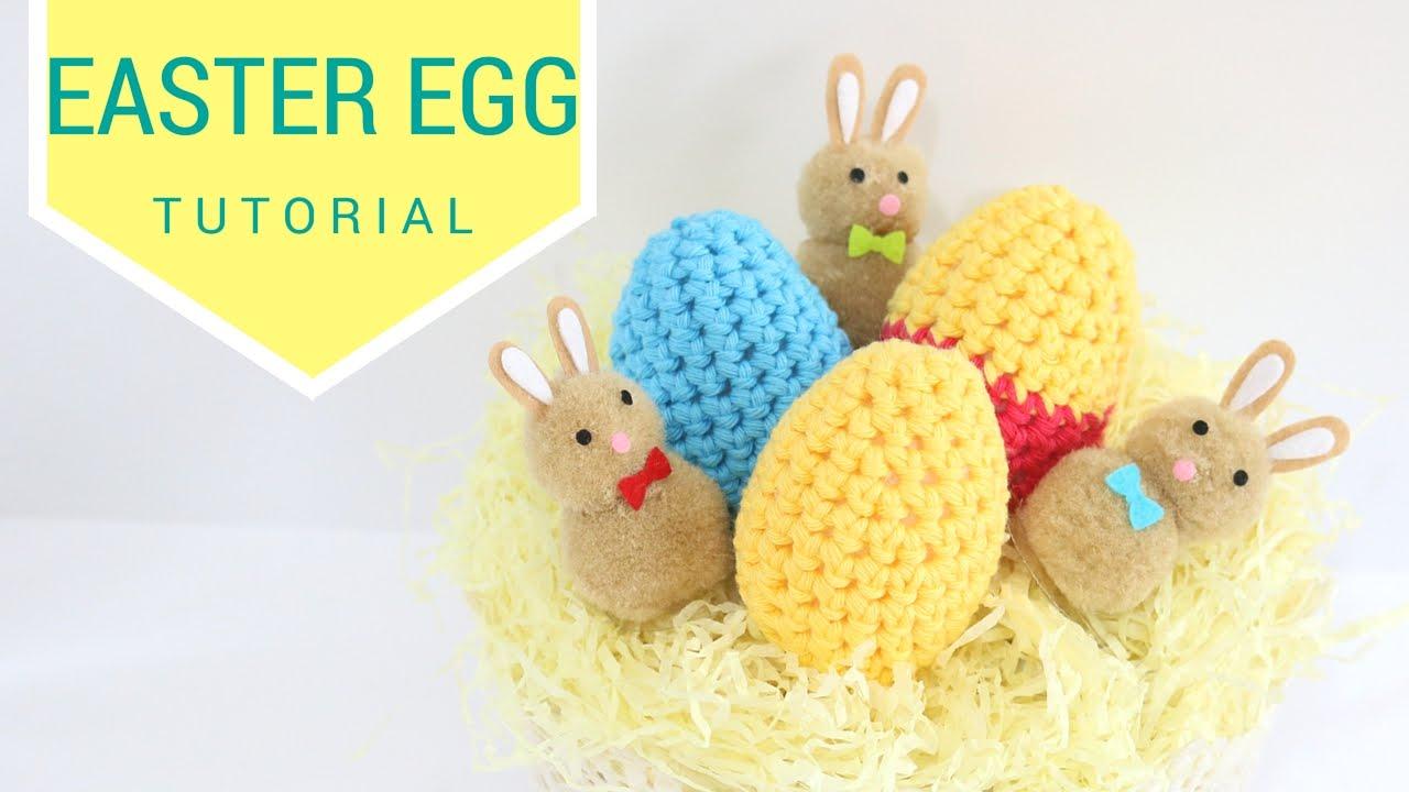 Easter Eggs: Free Crochet Patterns! | Ostereier häkeln, Stricken ... | 720x1280