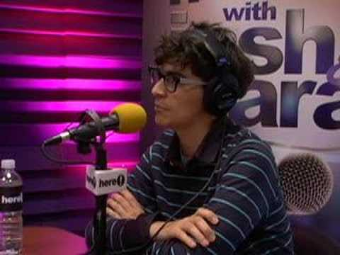 here! with Josh and Sara: JD Samson Clip 2