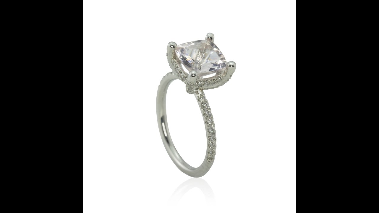 wedding shaped cut product oval claw ring london diamond company