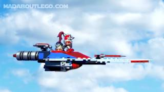 LEGO NEXO KNIGHTS The MOVIE