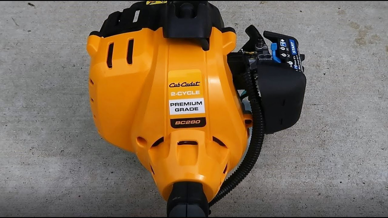 Cub Cadet BC 280 - Best String Trimmer
