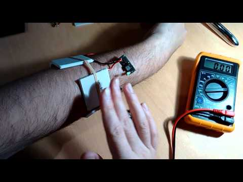 Thermoelectric Energy Harvesting for Wearables