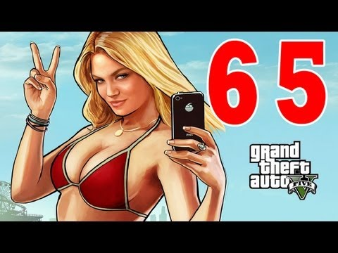Let´s Play Grand Theft Auto 5 / GTA V Gameplay Deutsch - Part 29 - auf der Rückbank from YouTube · Duration:  14 minutes 52 seconds