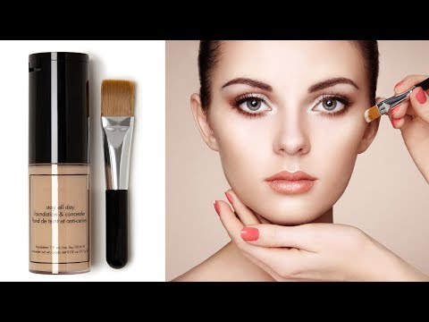 How to Apply Foundation and Concealer for Beginners