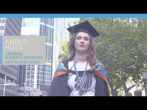 Graduation to Industry - Amber's journey so far