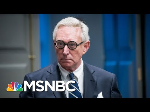 Roger Stone Was Sentenced To 40 Months In Prison. Will He Serve That Time? - Day That Was | MSNBC