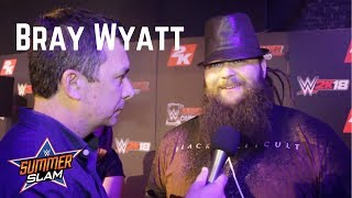 WWE star Bray Wyatt on Embracing Chaos, Being New Age Cactus Jack