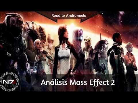 Mass Effect 2 - Análisis - El bien casi absoluto... En verdad no - Road to Andromeda