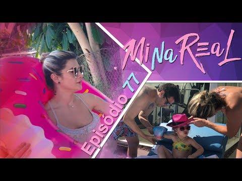 MiNa Real | Churrasco Em Casa Com Familia E Amigos - Episódio 77