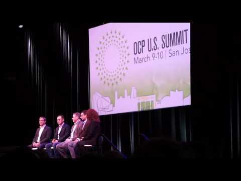 #OCPSummit16: Open Compute Project Summit telecom panel