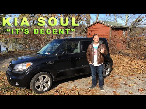 "The first generation Kia Soul is the Mona Lisa of ""decent"" cars-Full Review"