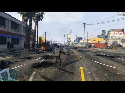 Grand Theft Auto V TRAINER