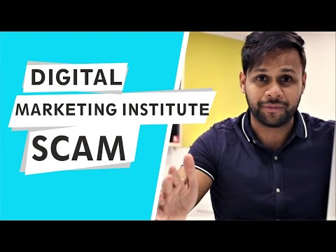 Top 5 things to be Aware of before doing a Digital Marekting Course