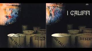 I CALIFFI - Fiore di metallo (1973) FULL ALBUM