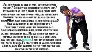 Big Sean Ft. John Legend Memories Part 2 W/ Lyrics ++ Download