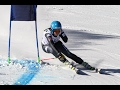 Women's standing | Giant slalom 2nd run | 2017 World Para Alpine Skiing Championships, Tarvisio