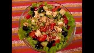 Греческий салат/Greek salad