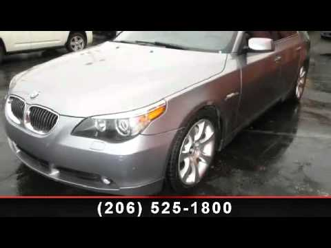 2006 bmw 5 series first national fleet and lease seat youtube. Black Bedroom Furniture Sets. Home Design Ideas