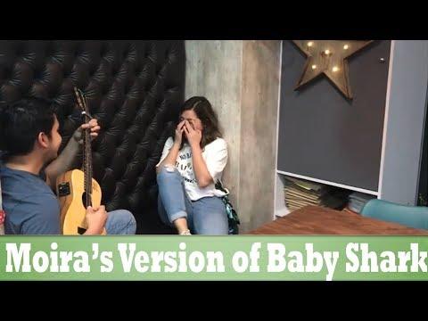 Baby Shark by Moira Dela Torre! NAKAKAIYAK PA RIN!