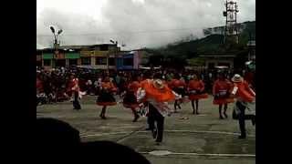 Sinkuy Danza Ganadora - SF - Putumayo 2013