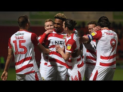 Doncaster Rovers 3 Southend United 0 highlights | iFollow Rovers