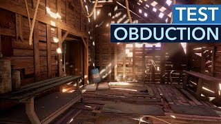 Obduction - Wie Myst, nur anders (Test / Review)