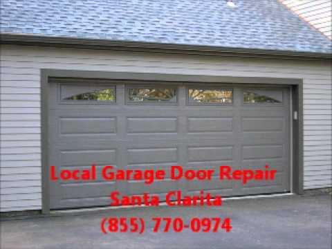 Local Garage Door Repair Santa Clarita (855) 770 0974