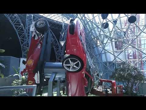 Bollywood theme park Dubai, Ferrari World Abu Dhabi