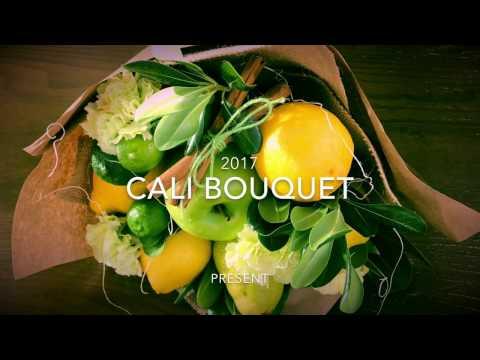 Fruit Bouquet California