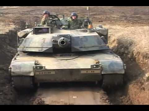 M1 Abrams Main Battle Tank Training In South Korea 2nd