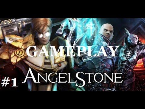 Angel stone гайд на мага