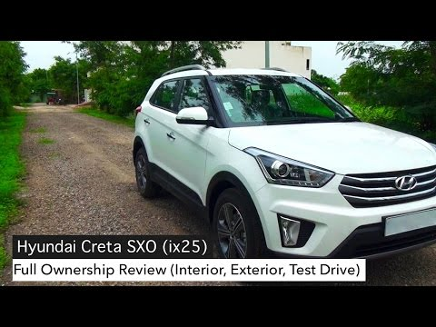 Hyundai qrv creta doovi for Creta sx o interior